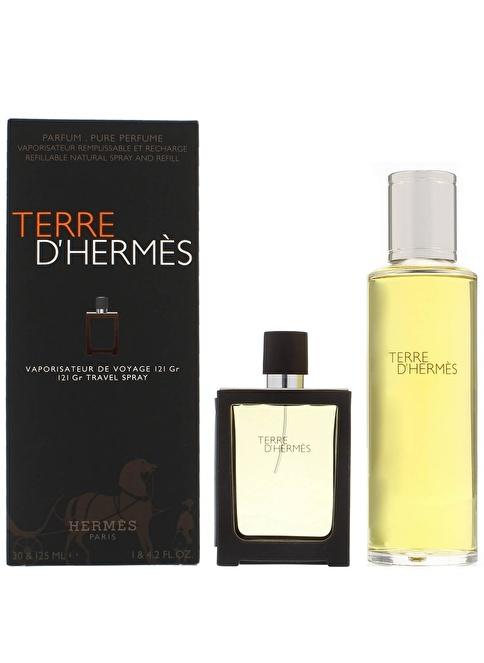 Hermes Terre Pure Parfum 30+Ref125 Renksiz